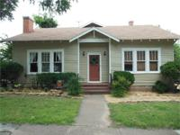 306 N. 8th St., Ballinger, TX-This lovely vintage but
