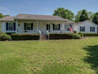 The perfect hobby farm. Beautiful home on 7.51 acres in