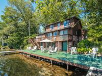 Welcome to Paradise! This Waterfront Retreat features a