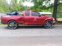 I have a set of 30 inch rims and   tires. No bends or