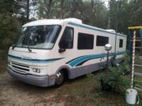 1992 Fleetwood Coronado with 38k miles.This RV is
