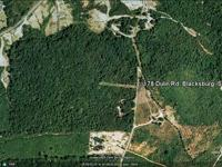 31.3 Acre Farm in Cherokee County SC. 135,000 cash