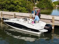 "2013 Bayliner 210 DBSpecificationsLOA 20'7""Beam"