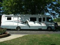 2000 Holiday Rambler Endeavor Class A Motorhome For