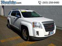 The 2012 GMC Terrain is an exciting contender in the