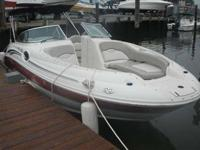 2004 Sea Ray 240 SUNDECK **BROKERAGE LISTING** PRIVATE