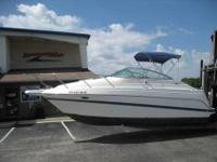 2006 Maxum 2400SE This versatile and extremely