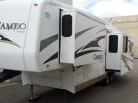 2008 Carriage Cameo 32SB2, 33', 2 slides. Luxury 4