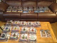 This is my complete collection of Halo 3 McFarlane Toys