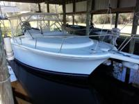 31' 2007 Luhrs. Ready to fish? Purchase today and fish
