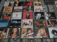 Hey. i have 31 Music CD's by strictly women Artists, 12