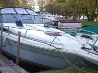 For Sale:31' Sea Ray Express Cruiser. Great Condition.