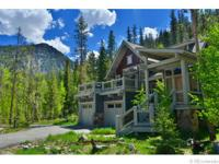 Rare opportunity to own this beautiful mountain home