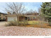 Beautiful brick ranch with a fully finished basement in