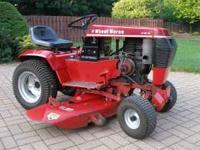 1985 Wheelhorse Lawn Tractor; 12 horsepower Kohler