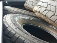 For Sale: set (4) Mastercraft all terrain tires