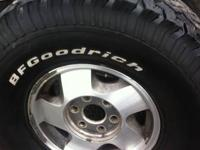 I've got a set of 315/75r16 BFG all terrains with