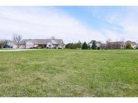1.0037 Acre home site in Providence Farms. Beautiful