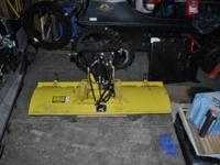 Looking for a great machine to mow, plow or blow. One