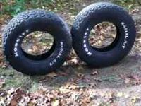 i have 2 tires that are in good condition they are