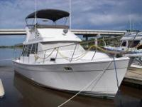 "1989 Bayliner 3288 MOTOR YACHT SHE'S A ""BAYLINER"" SHE"