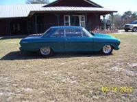 1965 Nova, 2 door, hardtop ? Pro Engineered Flip