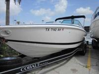 2001 Cobalt Boats 262 2001 Cobalt 262 in excellent
