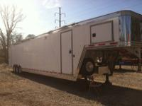 For sale is my 2001 Featherlite trailer Has 3 doors