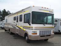Clean, low miles, huge slide A/C, AM/FM/CD, Battery,