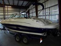 2008 Sea Ray 200 SUNDECK Super clean, fresh water, Sea