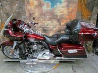 bFLTRUSE Screamin Eagle Road Glide Ultra/bbrbrThe 2011