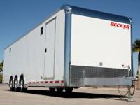 BECKER CUSTOM TRAILERS. Browse through Our Website