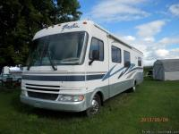 This is a 2004, 32Ft. long Fiesta Motor Home, with a