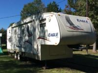 Jayco Eagle ,sleeps 8, /slide 7000.00,stove microwave,