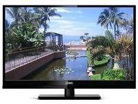 "32"" widescreen LCD HDTV (720p). -Attractive super-slim"