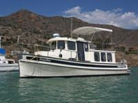 Key Features If youre looking for a trawler to fulfill