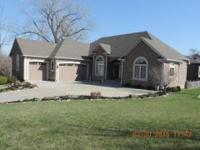 Corner lot, Culdesac, 15 miles South of Overland Park.