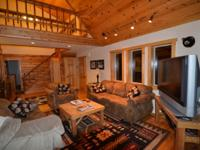 We have a Classic, Chalet-Architecture Tahoe Donner