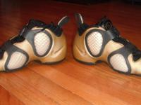... DS pair of Nike Air Flightposite 3 Battlegrounds. 636ad4785