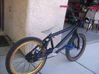 20in S&M - Call Girl park bike bmxS&M Call Girl