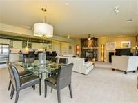 Luxurious, modern and huge condo is over 1780 sq ft