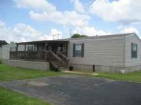 3 Bedroom, 2 Bathroom** 2007 ** 16x80 mobile home with