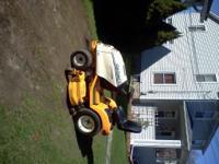 a 3206 Cub Cadet Garden Tractor 22 hp Kohler