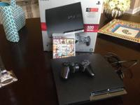 PS3 is in excellent condition -includes GTA V and a