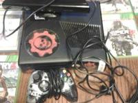 I have a xbox 360 slim with a 320gb hardrive with