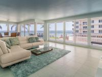STUNNING DIRECT OCEAN VIEWS in this desirable southeast