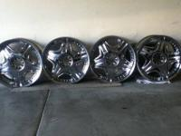 "!!!! 22"" CHROME WHEELS (Set of 4) !!!! *CALL"