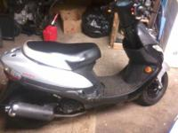 hey im looking to sell my 2011 49 CC SCOOTER ( NOT SURE