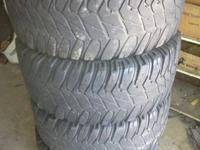 offering a set of Cooper discoverer tires 325 65 18