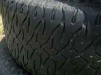 I have a set of 325/65R18 Nitto Dune Grapplers, about